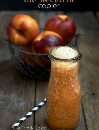 After-School Snack: The Nectarine Cooler