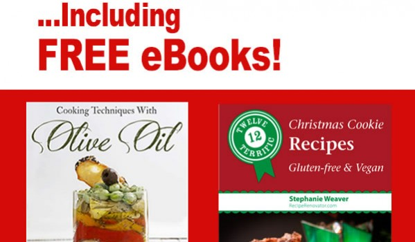 Win an iPad Mini, 2 eCookbooks & a KIND snack bar cube at FamilySpice.com - Dec 1 thru Dec 16, 2013