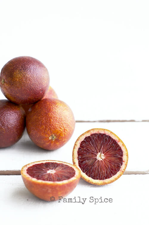 Blood Oranges by FamilySpice.com