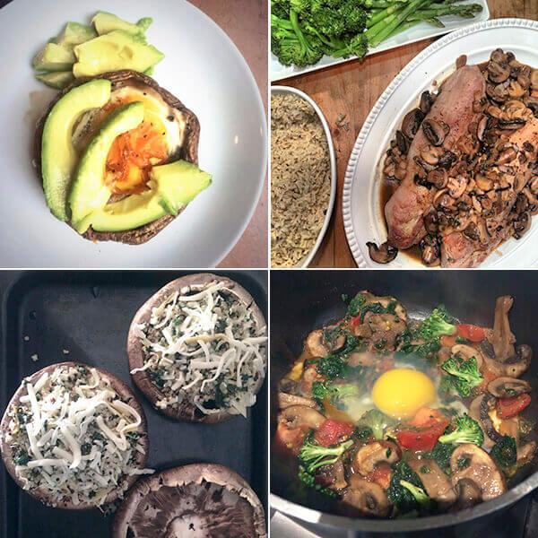 Mushroom Makeover Meals by FamilySpice.com