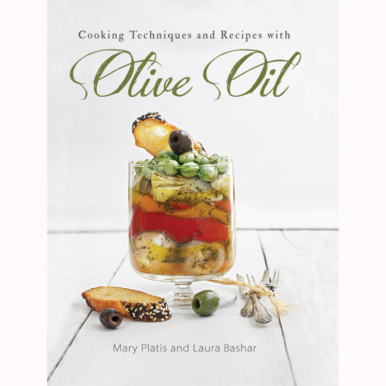 cooking techniques & recipes with olive oil cookbook - two extra