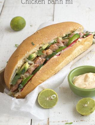 Chicken Banh Mi, Po Boy, Sandwich… Whatever