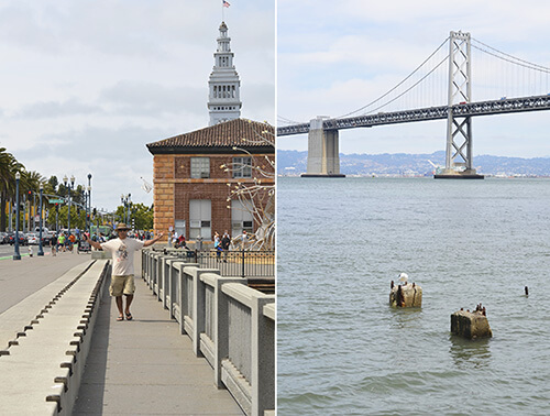 Cookbook Tour: San Francisco Ferry Building by FamilySpice.com