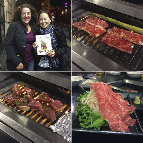 Japanese BBQ in SFO with Just One Cookbook