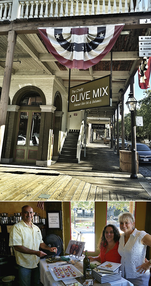 Cookbook Tour: Cherf's Olive Mix - Sacramento by FamilySpice.com