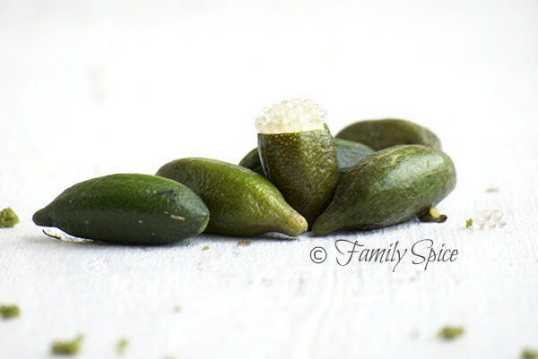 Finger Limes by FamilySpice.com