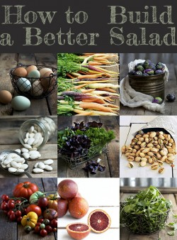 How to Build a Better Salad by FamilySpice.com