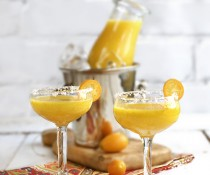 Kumquat Margarita by FamilySpice.com