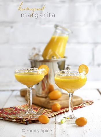 Kumquat Margarita by FamilySpice.com