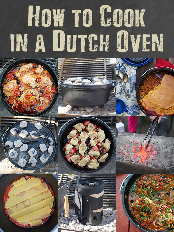 How to Cook in a Dutch Oven - Family Spice