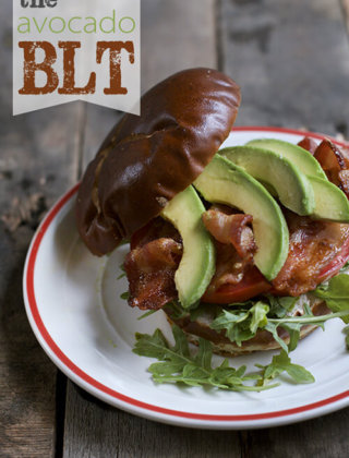 Summer Munchies: The Avocado BLT