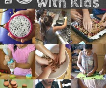 10 Tips on Cooking with Kids by FamilySpice.com