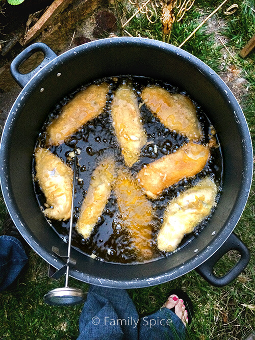 Myth BUSTED: Yes, You CAN Fry with Olive Oil by FamilySpice.com