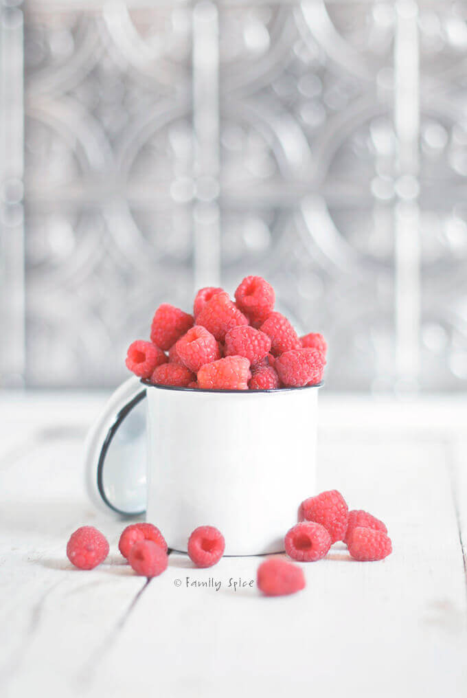 Raspberries by FamilySpice.com