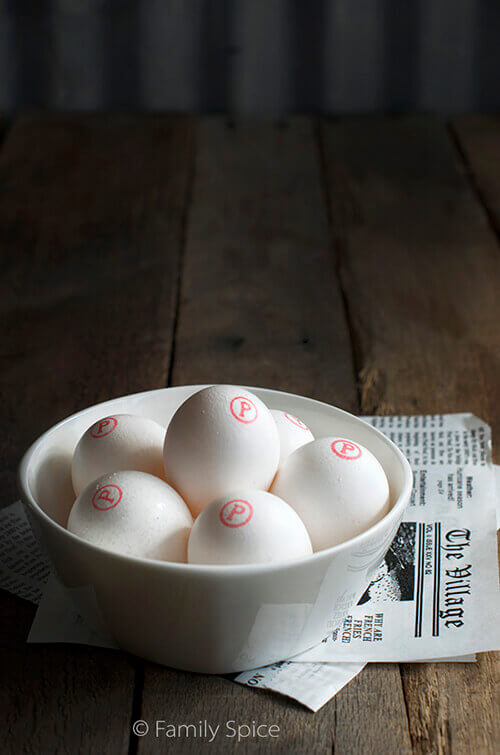 Bowl of Eggs by FamilySpice.com