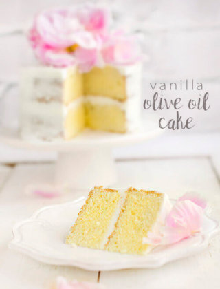Your New Go-To Cake Recipe: Easy Vanilla Olive Oil Cake