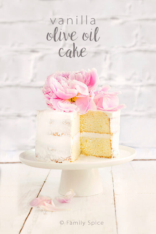 Vanilla Cake Scratch Recipe Without Shortening