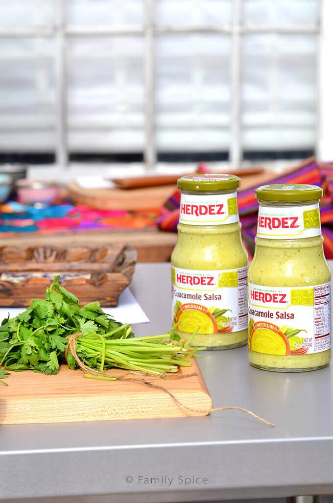 Cooking demo with Celebrity Chef Marcela Valladolid - FamilySpice.com #HerdezAtCasaMarcela