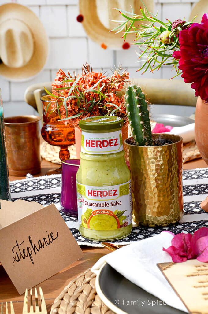 Cinco de Mayo Dinner with Celebrity Chef Marcela Valladolid - FamilySpice.com #HerdezAtCasaMarcela