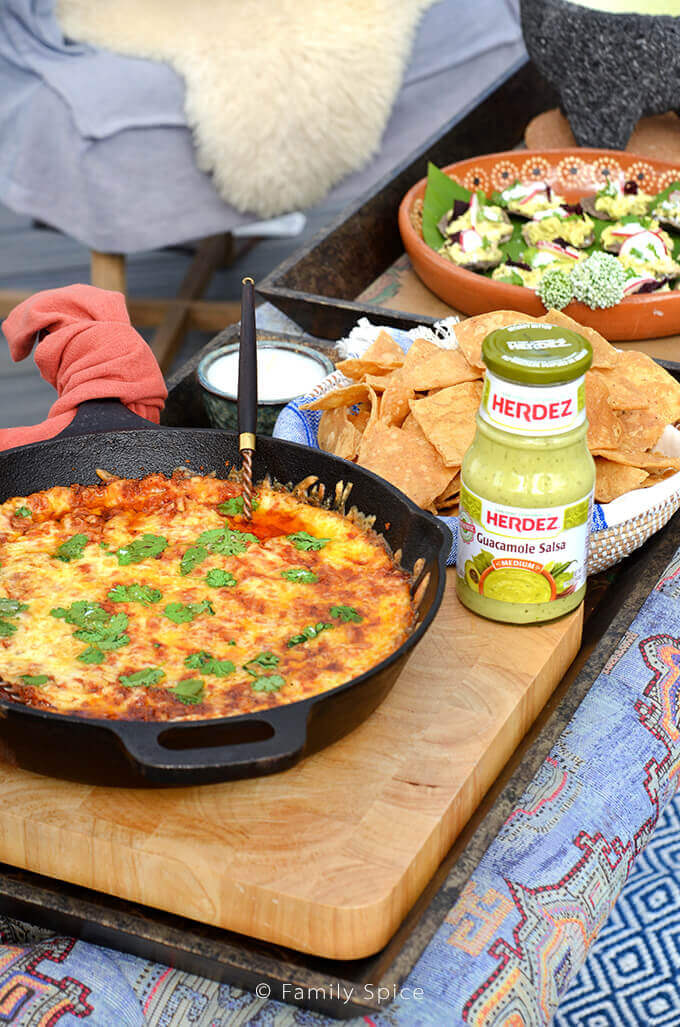 Cinco de Mayo Dinner with Celebrity Chef Marcela Valladolid - FamilySpice.com #HerdezAtCasaMarcela