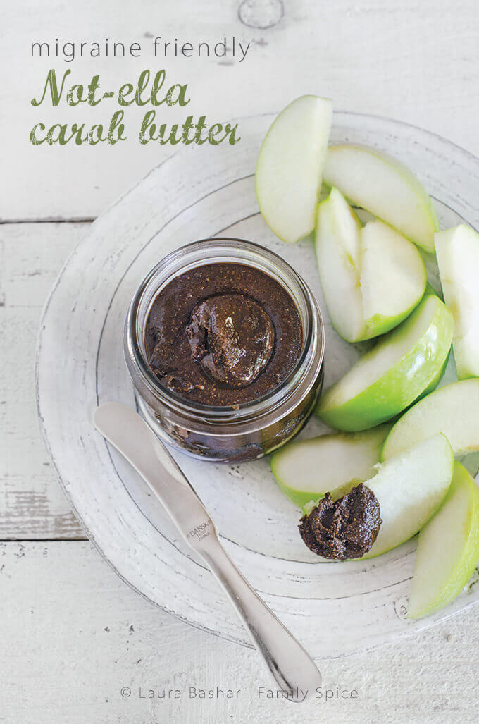 """Vegan Nutella 