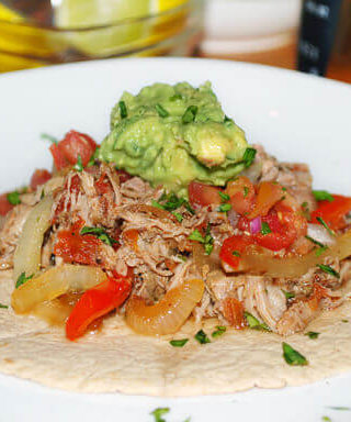 More Healthy Cinco De Mayo Eats: Slow Cooker Carnitas