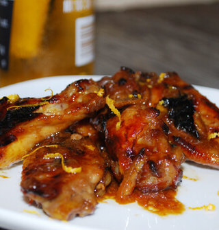 Football Eats: Chicken Wings
