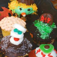 Halloween Cupcake Decorating 101