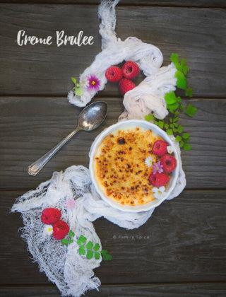 Classic Creme Brulee
