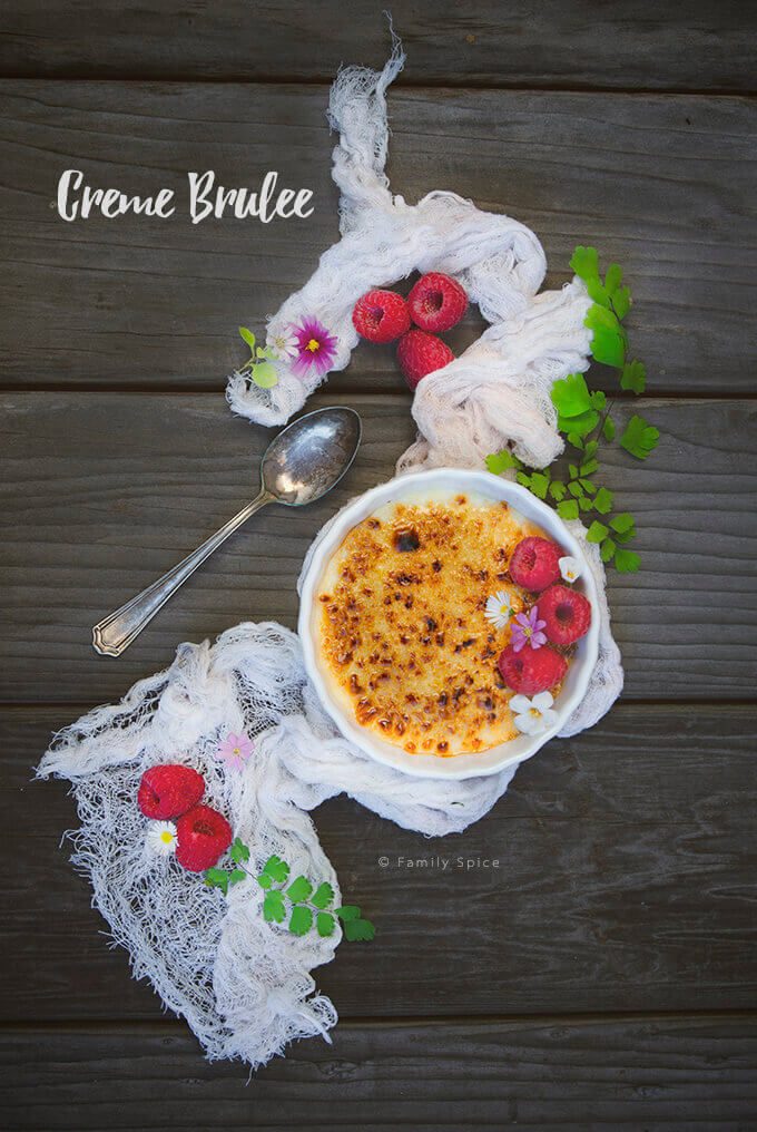 Creme Brulee by FamilySpice.com