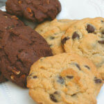 Moist Pudding Mix Chocolate Chip Cookies by FamilySpice.com