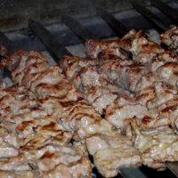 Kabob-e Barg (Filet Mignon Kabob)
