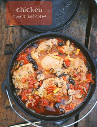 Chicken Cacciatore by FamilySpice.com