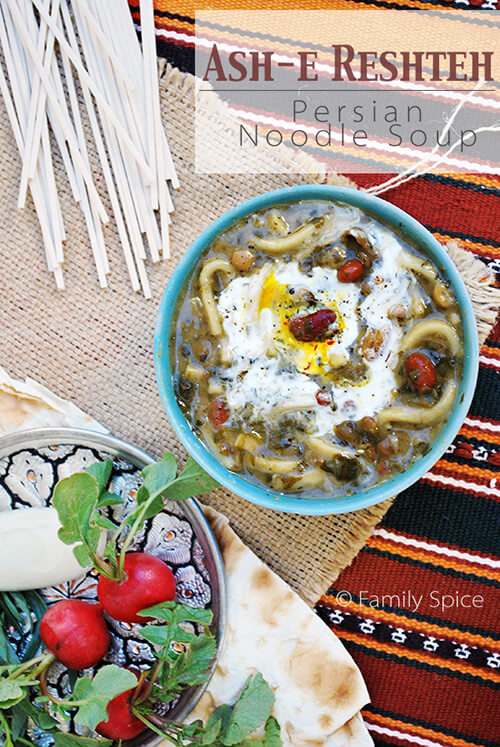 Family friendly recipes fresh ingredients exotic spices all with persian new year and ash e reshteh forumfinder Images
