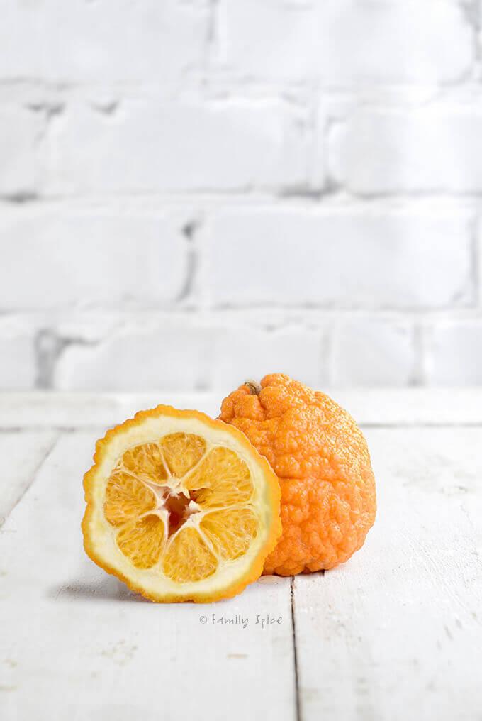 Narenj fruit (sour or bitter orange) by FamilySpice.com