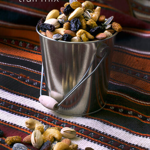 Persian Trail Mix (Ajeel)