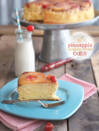 Campfire Dutch Oven Pineapple Upside Down Cake