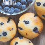 Lemon Blueberry Muffins by FamilySpice.com