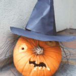 How to carve a witch pumpkin by FamilySpice.com