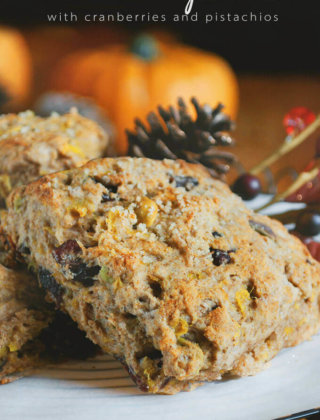 Your Best Recipe: My Whole-Wheat Pumpkin Scones