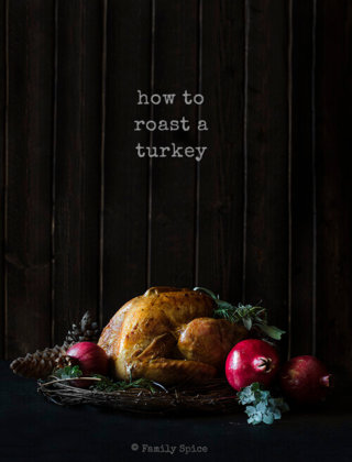 The Perfect Roast Turkey: Let's Talk Turkey!