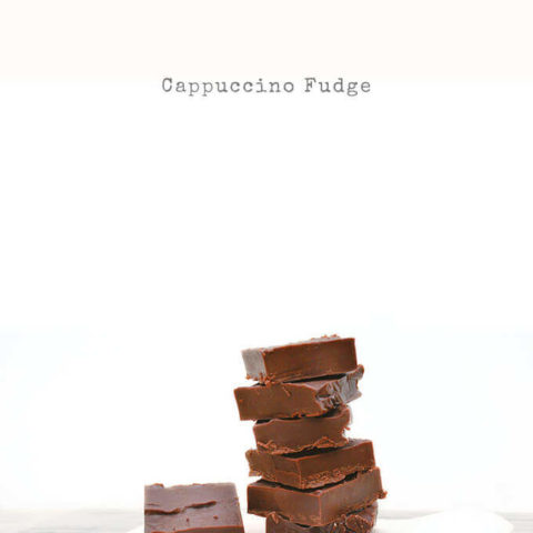 25 Days of Cookies: Cappuccino Fudge