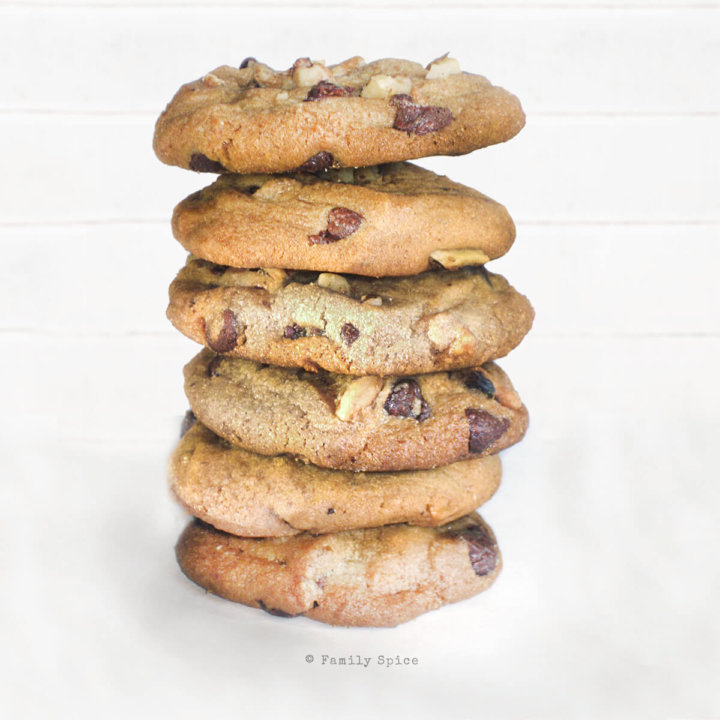 The Infamous Neiman Marcus Cookie Recipe for Chocolate Chip Cookies