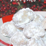 Sand Tarts. Mexican Wedding Cookies. Crescents. Whatever you call them, these easy-to-make cookies are delicious! -- FamilySpice.com