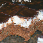 Chocolate Sherry Bars by FamilySpice.com