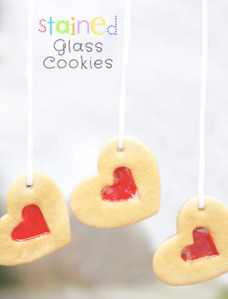 25 Days of Cookies: Stained Glass Cookies