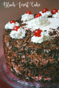 Valentine's Day may not be for everyone, but even the skeptic will fall in love with this decadent and irresistible Black Forest Cake. -- FamilySpice.com