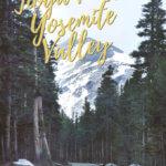 Tioga Pass, Yosemite Valley