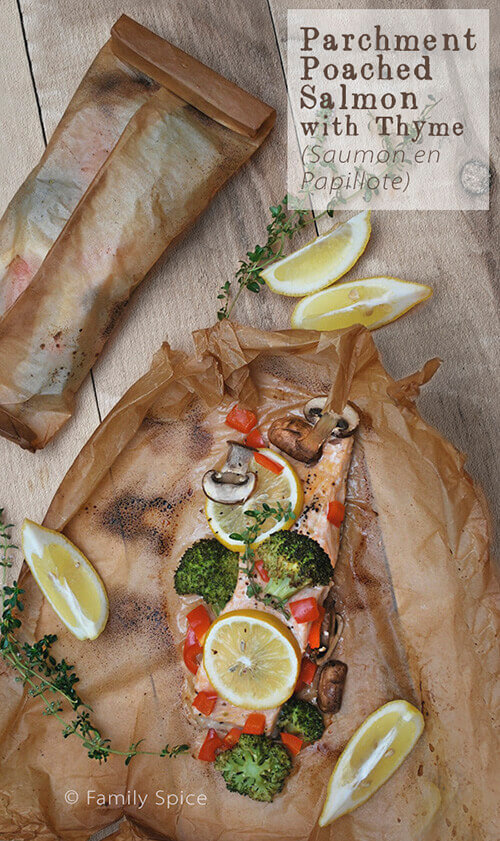 The Easiest, Tastiest, Healthiest Fish You've Ever Had: Parchment Poached Salmon