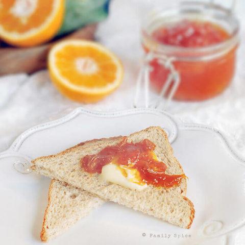 Valencia Orange Marmalade